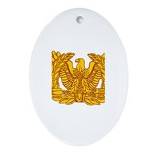 Warrant Officer Symbol Ornament (Oval)