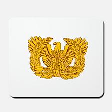 Warrant Officer Symbol Mousepad