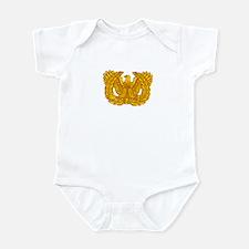 Warrant Officer Symbol Infant Bodysuit