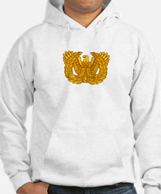 Warrant Officer Symbol Jumper Hoody