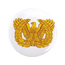 "Warrant Officer Symbol 3.5"" Button"