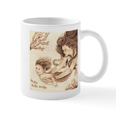 Mer-baby Mug