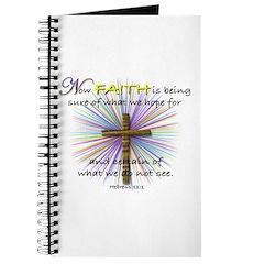 Faith (Hebrews 11:1) Journal