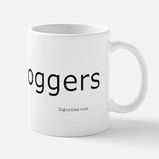 I <3 bloggers Mug