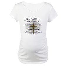 Faith (Heb. 11:1 KJV) Shirt