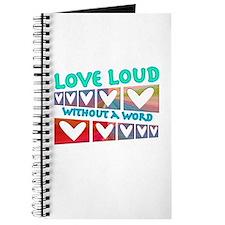 Love Loud Journal