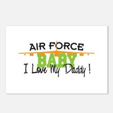 Air Force Baby Postcards (Package of 8)