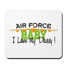 Air Force Baby Mousepad
