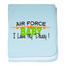 Air Force Baby baby blanket