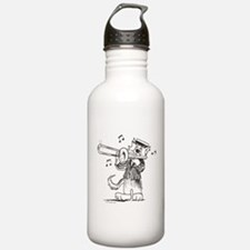 Catoons™ Trombone Cat Water Bottle
