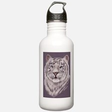 White Tiger Water Bottle