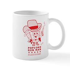 Popcorn Gun Man Mug