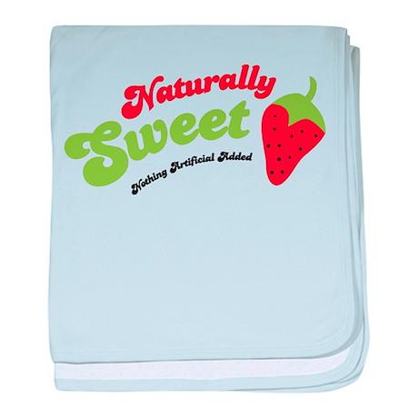 Naturally Sweet Infant Blanket