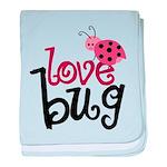 Love Bug Infant Blanket