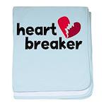 Heart Breaker Infant Blanket