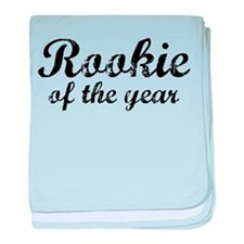 Rookie Of The Year Infant Blanket