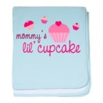 Mommy's Lil' Cupcake Infant Blanket