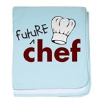 Future Chef Infant Blanket
