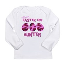 Easter Egg Hunter Long Sleeve Infant T-Shirt
