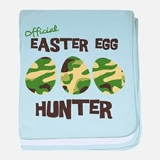 Easter Egg Hunter Infant Blanket