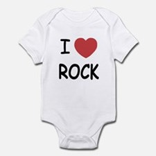 I heart Rock Infant Bodysuit