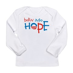 My First President Long Sleeve Infant T-Shirt