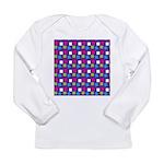 Girlie Confetti Long Sleeve Infant T-Shirt