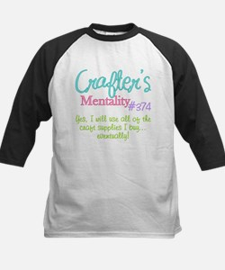 Crafter's Mentality #374 Tee