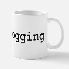 I Love Blogging Mug