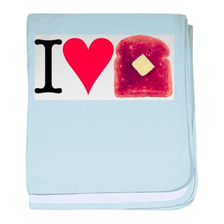 Love Toast Infant Blanket
