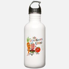 Cook-Out Time Water Bottle