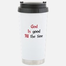 God Is Good Travel Mug