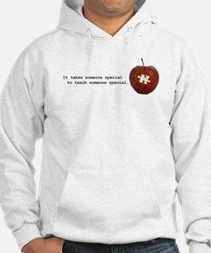Autism Teacher Jumper Hoody