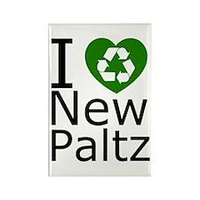 I Heart New Paltz - Rectangle Magnet