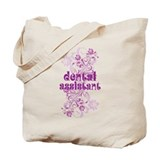 Dental assistant Canvas Totes