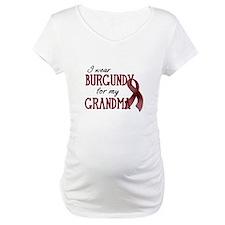 Wear Burgundy - Grandma Shirt
