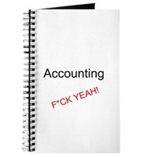 Accounting F*CK YEAH! Journal
