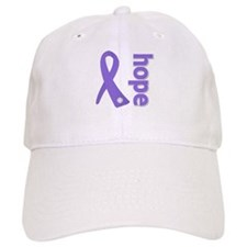 Hope Ribbon Baseball Cap