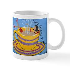 """""""Une bonne tasse!"""" Mug"""