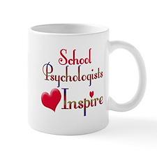 Teachers Inspire Psychologist Mugs