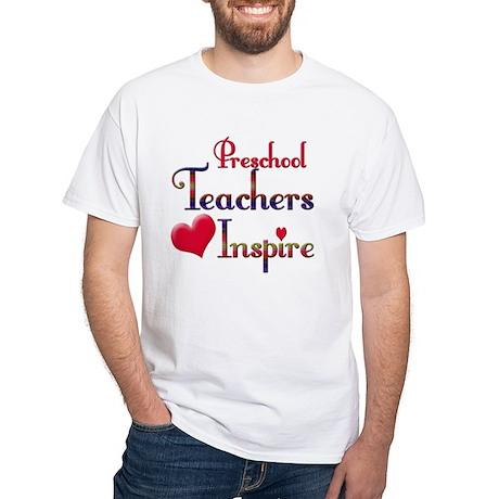 Teachers Inspire Peschool copy T-Shirt