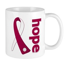 Hope Head Neck Cancer Mug