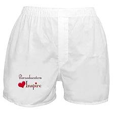 Cute Secretary Boxer Shorts