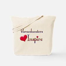 Paraeducator Tote Bag