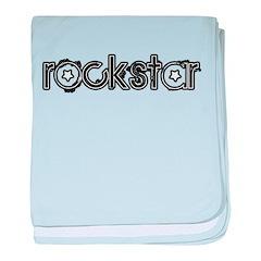 Rockstar Infant Blanket