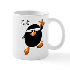 Ninja Penguins Mug