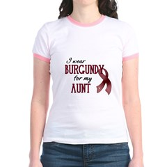 Wear Burgundy - Aunt T