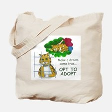 """Make a Dream"" Tote Bag"
