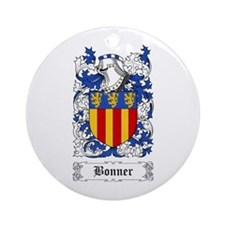 Bonner Ornament (Round)