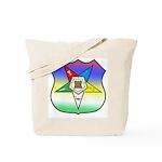 OES Shield Tote Bag